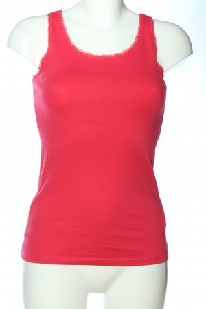 Colours of the World Trägertop rot Casual-Look
