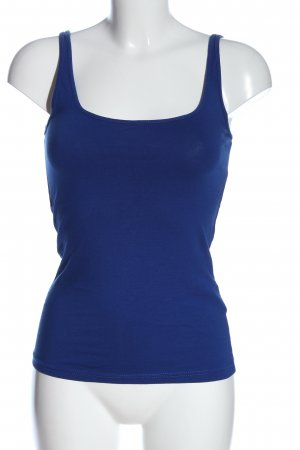 Colours of the World Trägertop blau Casual-Look