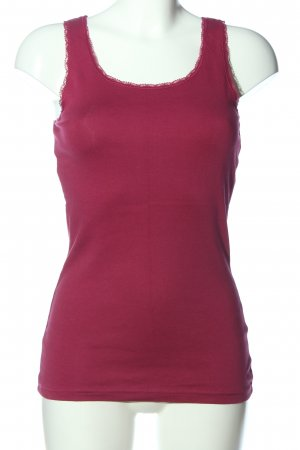 Colours of the World Trägertop pink Casual-Look