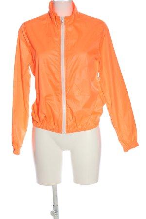 Colours of the World Kurtka przejściowa jasny pomarańczowy W stylu casual