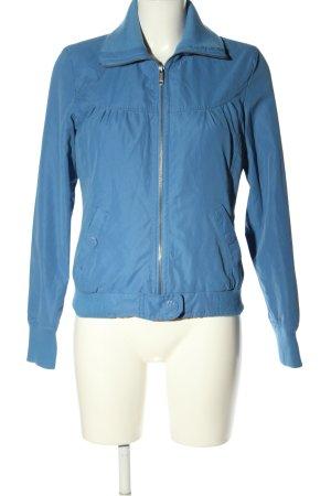 Colours of the World Übergangsjacke blau Casual-Look