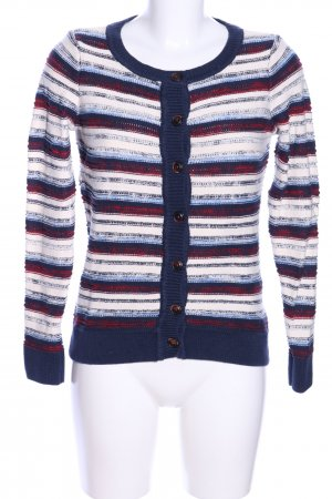 Colours of the World Wolljacke Streifenmuster Casual-Look