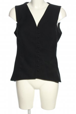 Colours Valdac Gilet de costume noir style d'affaires