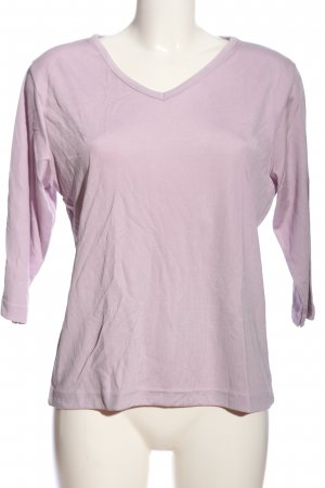 ColourVille Longsleeve pink Casual-Look