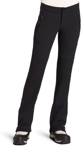 Columbia Spodnie termiczne czarny