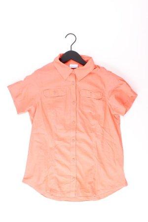 Columbia Bluse orange Größe M