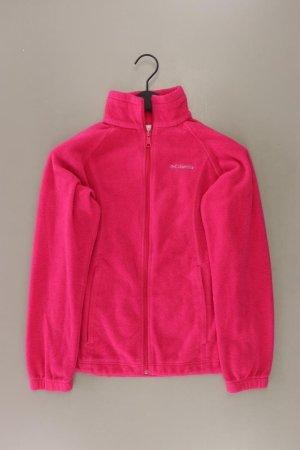 Columbia Fleecejacke Größe S pink aus Polyester