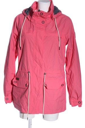 Columbia Giacca con cappuccio rosa stile casual