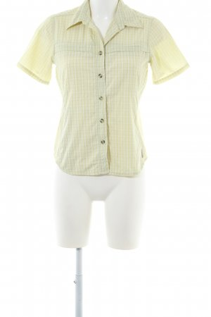 Columbia Short Sleeved Blouse primrose-white allover print casual look