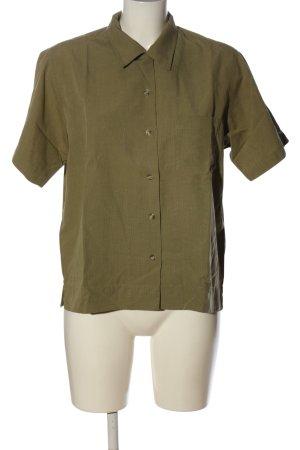 Columbia Camicia a maniche corte cachi stile casual