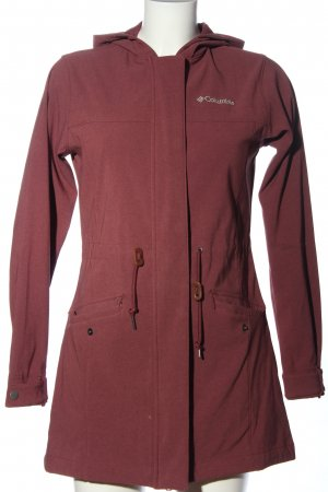 Columbia Outdoor Jacket red athletic style