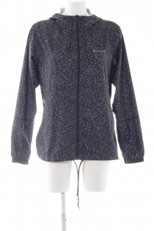 Columbia Outdoor Jacket allover print simple style