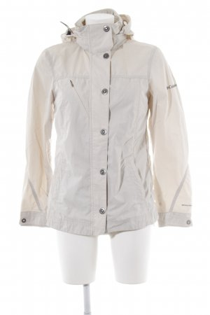 Columbia Outdoor Jacket oatmeal athletic style
