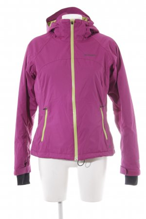 Columbia Outdoor Jacket pink-lime yellow athletic style