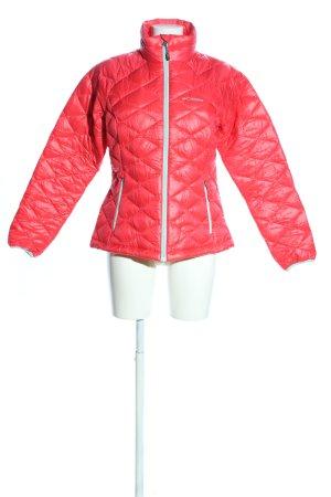 Columbia Veste matelassée rose motif de courtepointe style décontracté