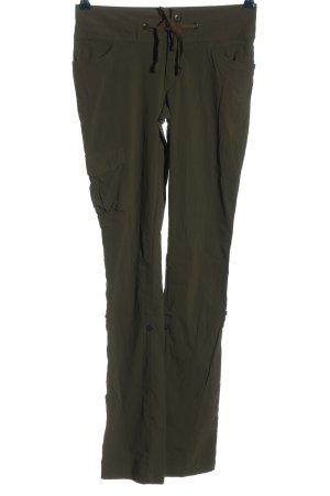 Columbia Pantalone jersey marrone stile casual
