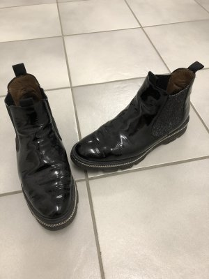 Pertini Chelsea Boot noir
