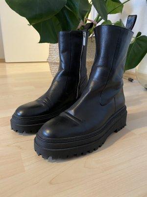 Combat Boots ZARA