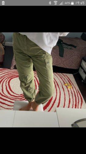 Zara Studio Pantalone kaki cachi