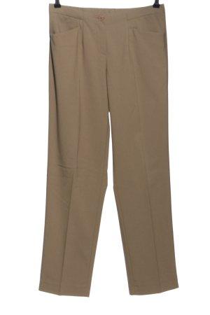 Come on Pantalone jersey marrone stile professionale
