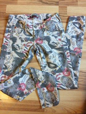 Andy Warhol by Pepe Jeans London Skinny jeans veelkleurig
