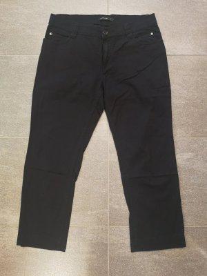 Comma 3/4 Length Trousers black