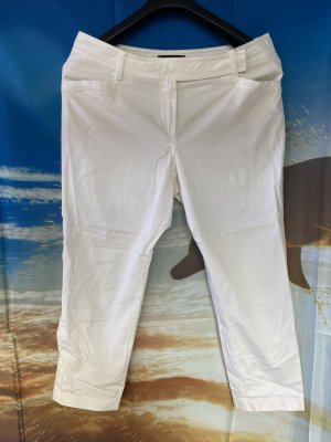 Comma 3/4 Length Jeans white