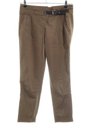 Comma Pantalone a 7/8 bronzo stile casual