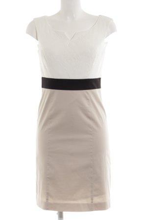 Comma Abendkleid mehrfarbig Business-Look