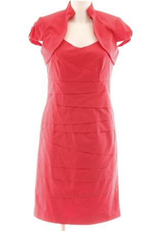 Comma Abendkleid rot Elegant