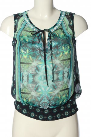 Comma Blouse topje volledige print casual uitstraling