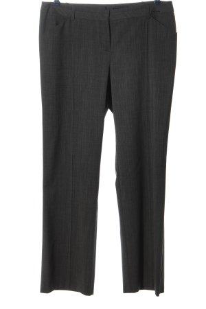 Comma Spodnie garniturowe jasnoszary Melanżowy W stylu biznesowym