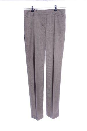 Comma Pantalon de costume brun style d'affaires