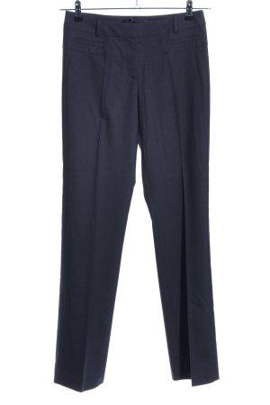 Comma Pantalón de vestir gris claro moteado estilo «business»