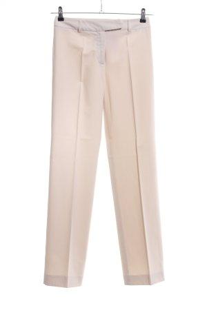 Comma Suit Trouser cream business style