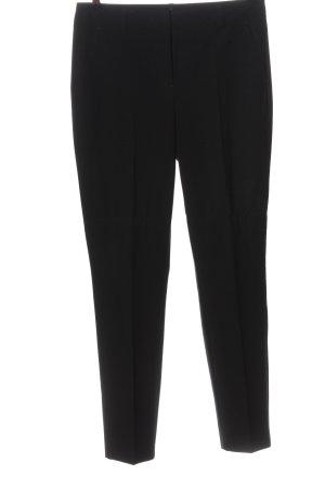 Comma Spodnie garniturowe czarny W stylu casual