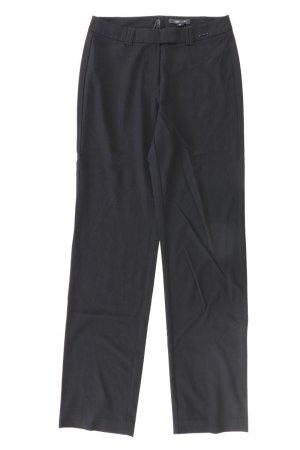 Pantalone da abito nero Poliestere