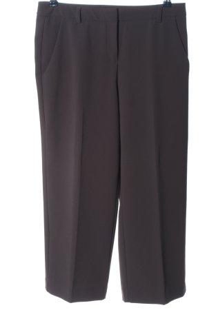 Comma Luźne spodnie jasnoszary W stylu biznesowym