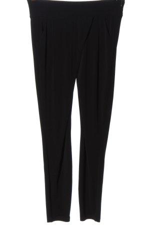 Comma Baggy Pants black casual look