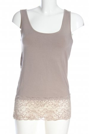 Comma Basic topje roze casual uitstraling