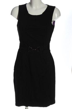 Comma Falda estilo lápiz negro look casual