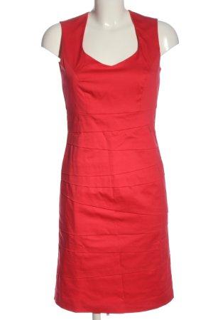 Comma Pencil Dress red elegant
