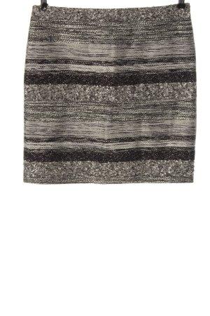 Comma Pencil Skirt black-natural white flecked elegant