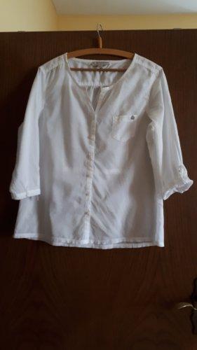 Comma Bluse 3/4 Arm Baumwolle Gr. 38 - letzte Gelegenheit !!!