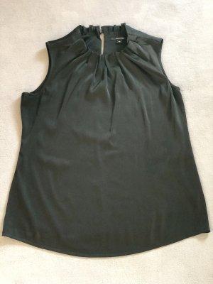 Comma Blusa senza maniche nero Poliestere