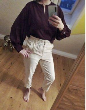 Comma Tunique-blouse bordeau