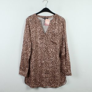 Comma Lange blouse veelkleurig Viscose