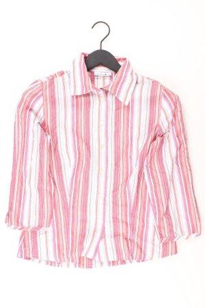 comma, Bluse Größe 36 3/4 Ärmel mehrfarbig aus Baumwolle