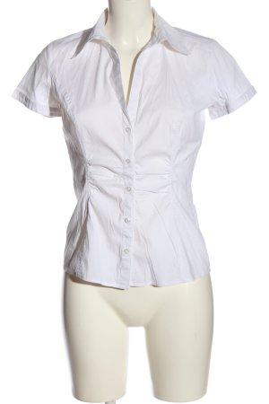 Comma Colletto camicia bianco stile professionale