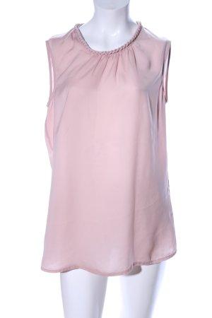 Comma Blusa rosa elegante